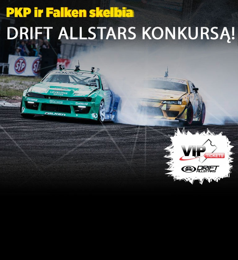 Winner of Drift Allstars LT contest